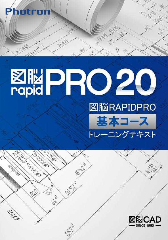 トレーニングテキスト図脳RAPIDPRO基本コース